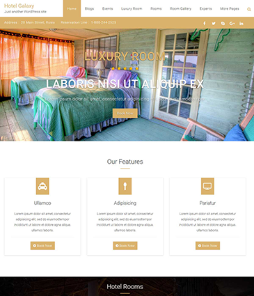 Premium WordPress themes for your website Hotel Galaxy Pro hotel galaxy365x425   Premium Themes Wordpress Themes