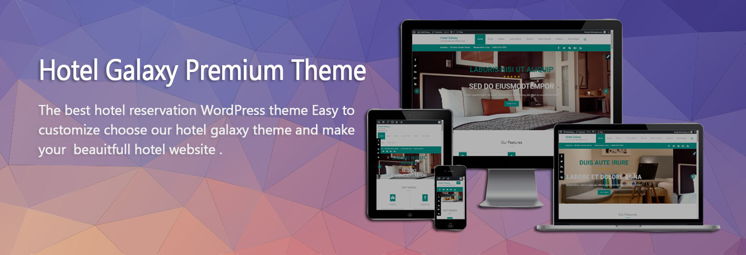 Premium WordPress themes for your website  hotel_mainbanner   Premium Themes Wordpress Themes