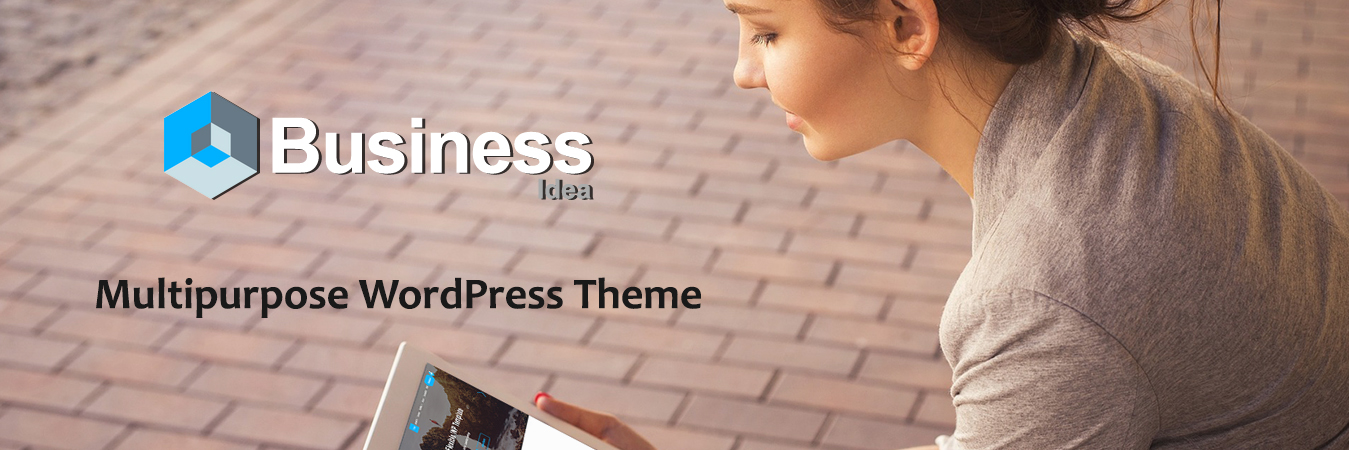 Premium WordPress themes for your website  Business Idea Front Page Slide   Premium Themes Wordpress Themes
